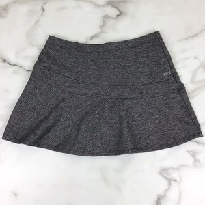 Victoria's Secret VSX Sport Gray Heather Skort